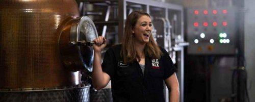 Episode 43: Old Elk Head Distiller, Kate Douglas!